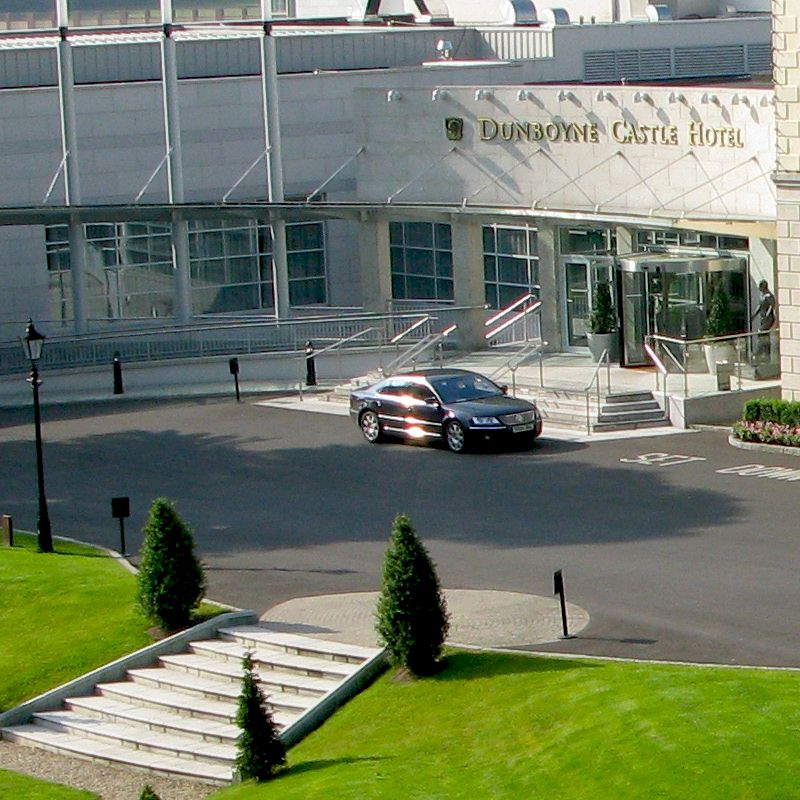 The Dunboyne Castle Hotel Race & Stay Packages for Longines Irish Champions Weekend