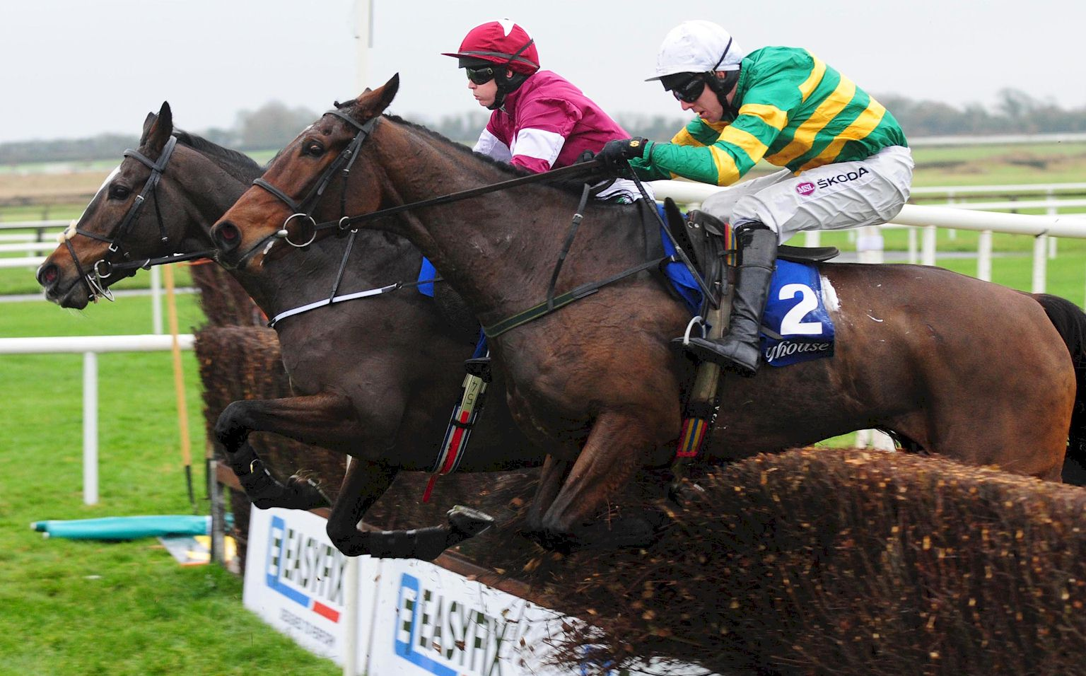 Irish Grand National Festival - Official Partner Packages