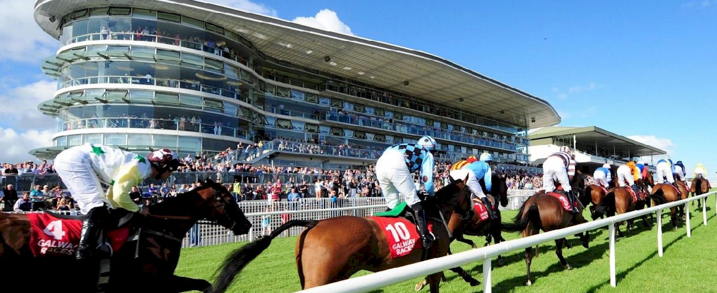 Race and Stay Horse Racing Packages and Racing Breaks for Galway Festival Ireland