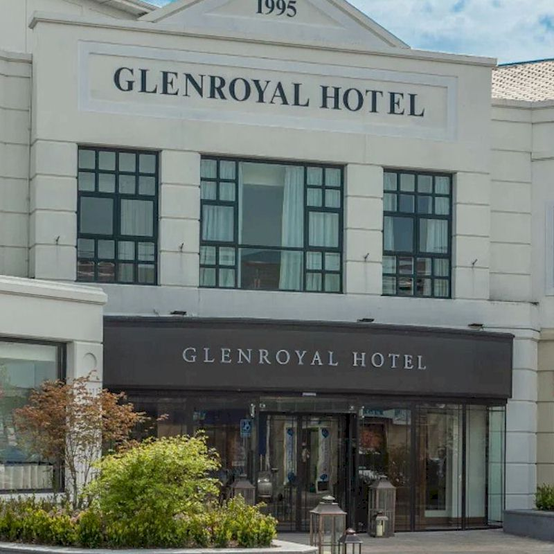 The Glenroyal Hotel Race & Stay Packages for Longines Irish Champions Weekend