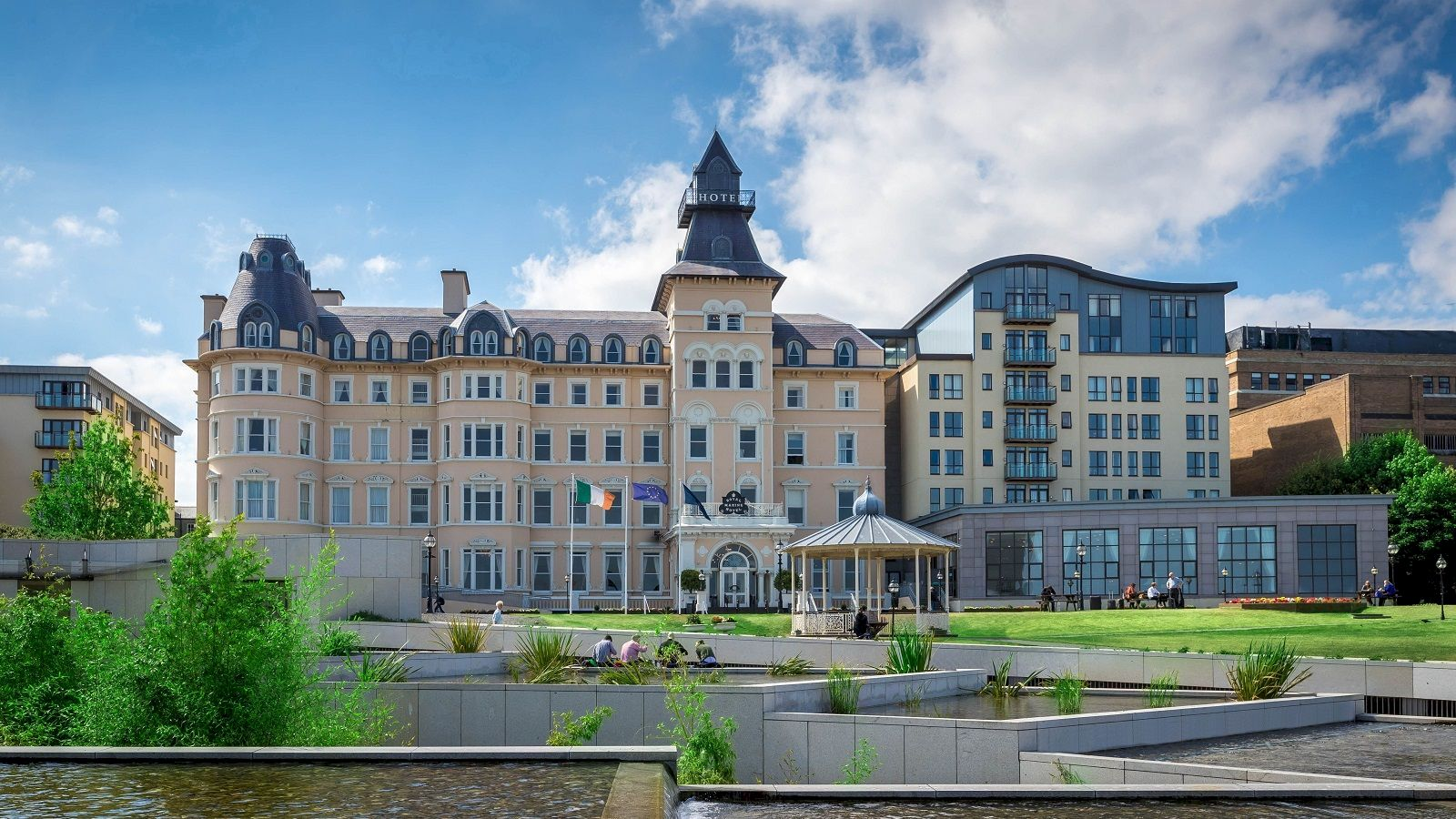 Royal Marine Hotel Irish Champions Weekend 2021