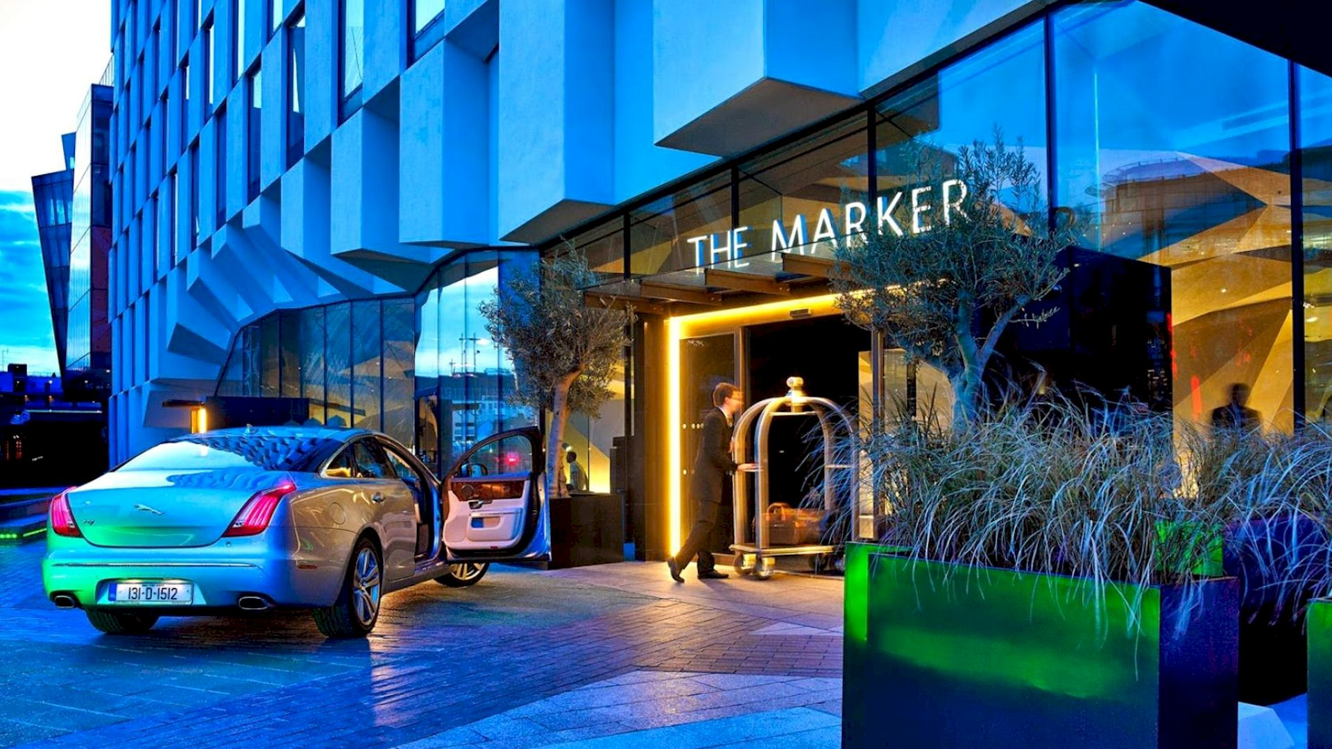 Punchestown Festival at The Marker Hotel with Race & Stay