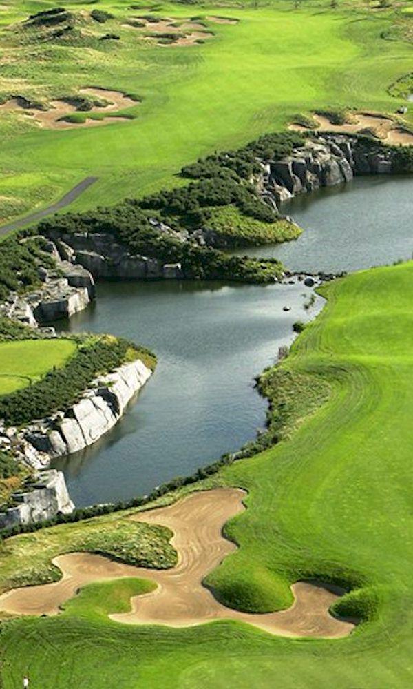 K Club Palmer South Golf for Punchestown Festival