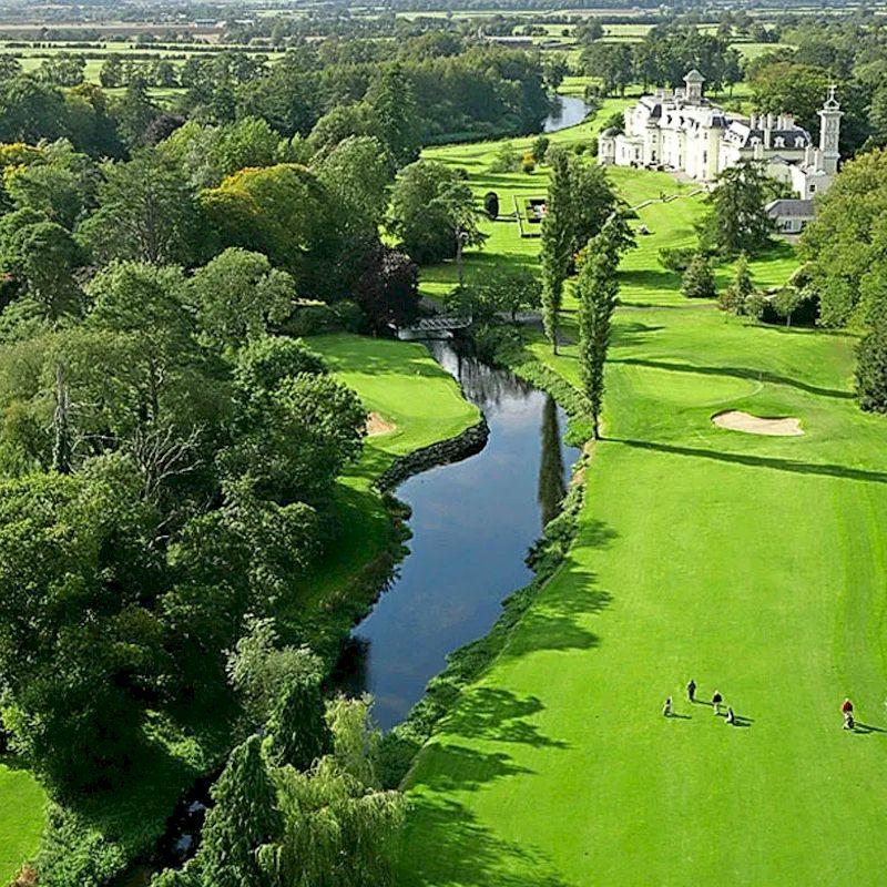 Punchestown Festival Golf