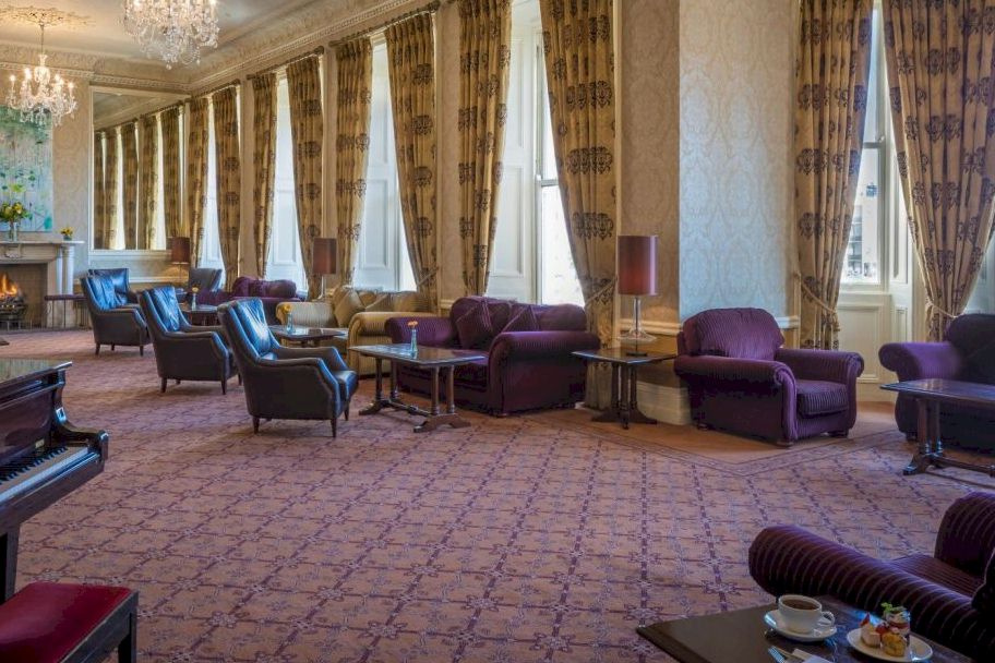 The Royal Marine Hotel for Leopardstown Races
